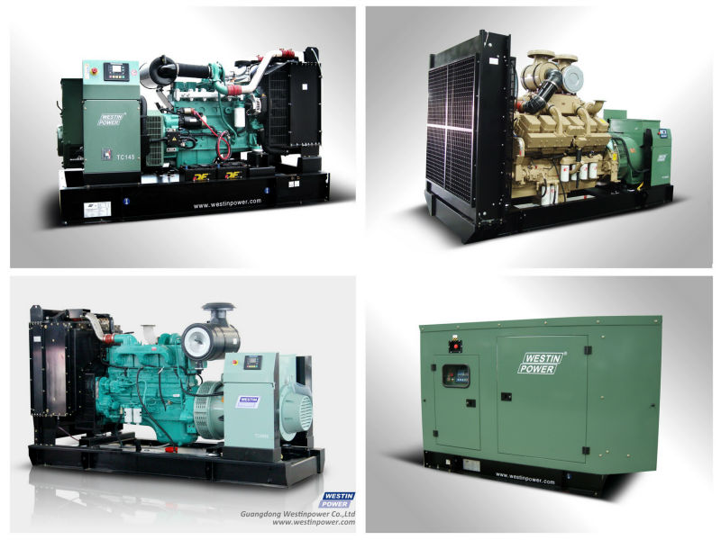 Westinpower diesel genset China factory 7.5kva-3300kva agents wanted in egypt