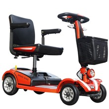 three wheel motor vehicle for mobility scooter