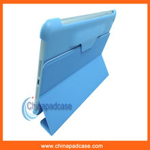 fashionable magnetic for ipad leather case ,Paypal accepted