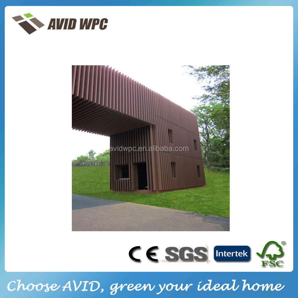 new wood plastic composite wall panel wpc wall cladding board