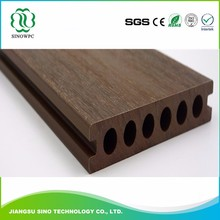 co-extruded wpc deck outdoor flooring