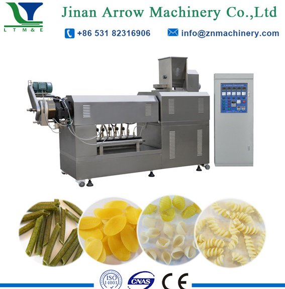 automatic potato chips pellet snacks making machine