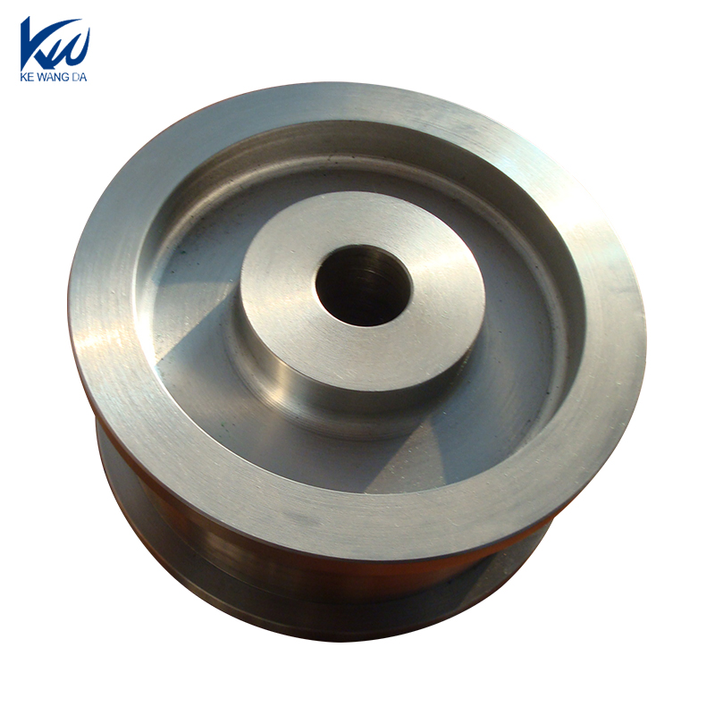 ISO9001 international quality forged rcrane rail wheel for factory