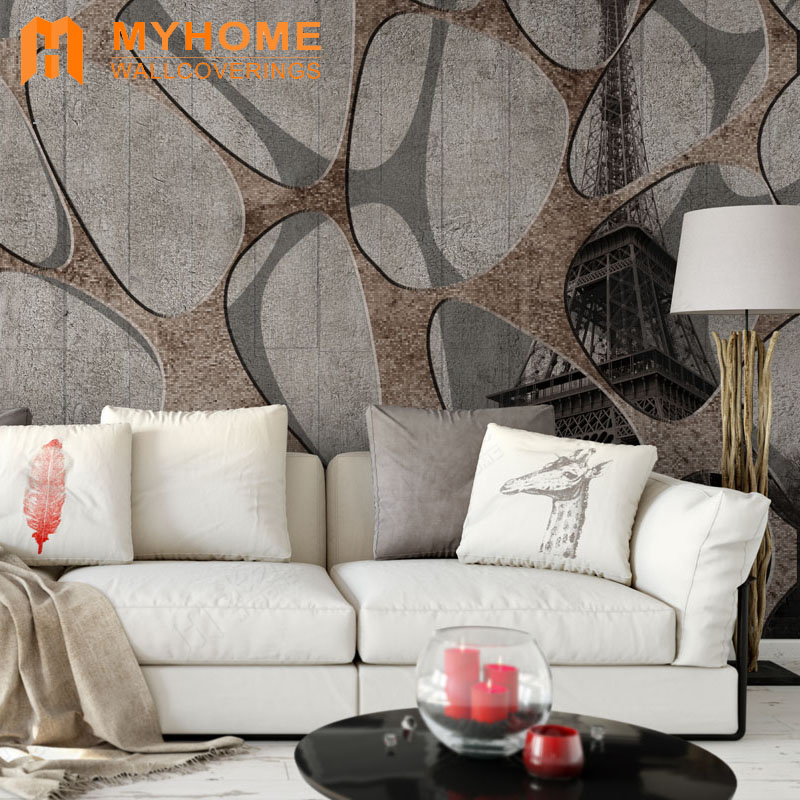 3d brick <strong>wall</strong> for home decoration 3d embossed wallpaper mural