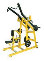 Plate loaded gym equipment WIde Pulldown HZ27/ body building products/strength equipment