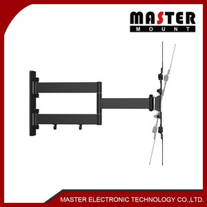 "Swivel Full Motion Articulating Tilting TV Wall Mount, Computer Monitor Mount, Corner Bracket For 23""-55"" Inch"