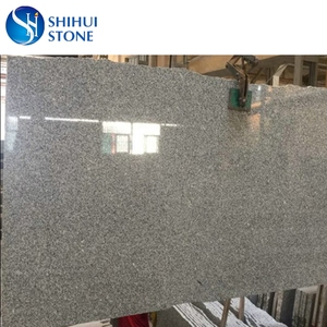 G603 Cheap Grey Standard Size Granite Slab