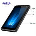 USB 3.0 Port intel Cherry Trail CPU 8 Inch android OS rugged Tablet PC for industrial