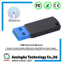 UUID major minor programmable ibeacon Eddystone URL USB beacon for advertising