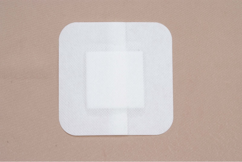 Medical Adhesive Non Woven Wound Care Dressing