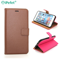 Hot Kickstand Wallet Flip Card Slot Leather Stand Case For iPhone 6 Plus