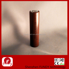 Hot!!! Chocolate LG HG2 18650 Li-ion battery 3.7v 3000mAh 20Amp rechargeable battery