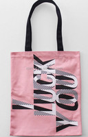 recyclable custom design tote shopping tote cotton carry bag