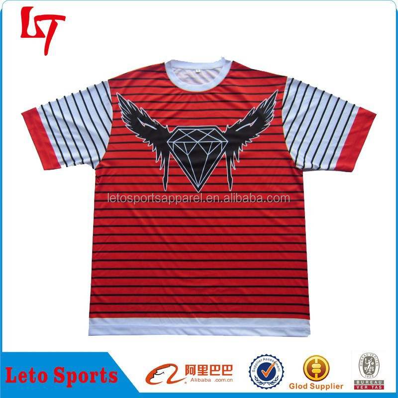wholesale rock eagle tshirt man 3d eagle t-shirt glow in the dark tee shirts jersey with stripe