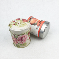packaging tin seed container