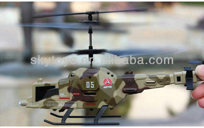 S809 3.5 Channel RC Helicopter Whit Gyro 20.5CM R/C Helicopter