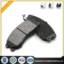 Hot selling the most reliable manufacture brake pads for wholesales