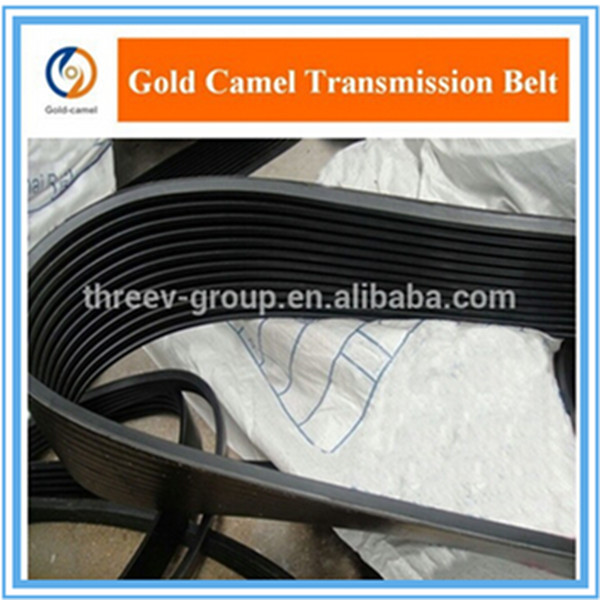 Black Endless Cold Resistant Nylon Conveyor Belt