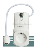 Germany, France learning standby killer energy saving socket for TV with surge protection in Europe