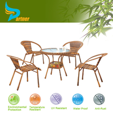 Hot Sale KD Wintech Wicker Cheap Aluminum Outdoor Rattan Furniture in Malaysia