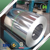 Hot-Dip High Tensile Galvanized Steel with Yield Strength 550MPa for Construction & Base Metal Used