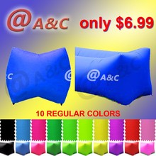 Latest Sofa Design 2017 Inflatable Lounge Chair Banana Sleeping bag, Innovative Products 2017 Cheap Inflatable Sofa&