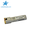 original sfp glc-t cisco fiber optic transceiver