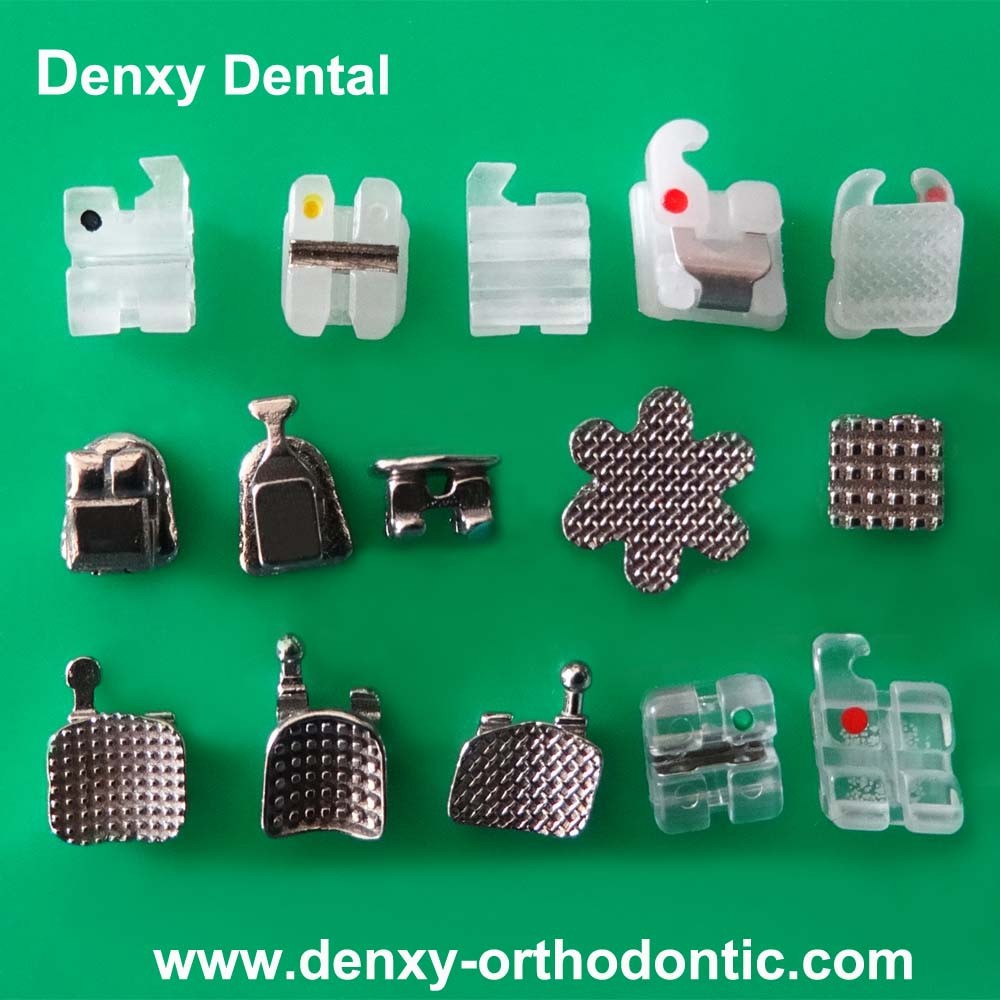Quality Orthodontic Braces Dental Brackets Ortodoncia