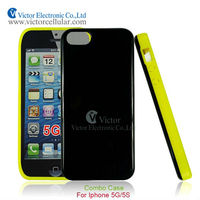 New Products 2014 Neo Hybrid Combo Case for iPhone 5C