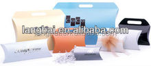 Pricelist engagement paper gift box packaging box