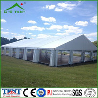 wedding marquee tent with ac air conditioner