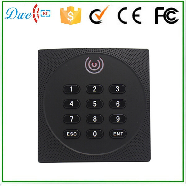 Free software back light keypad proximity rfid smart card reader for door access control