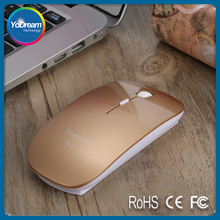 Built-in battery rechargeable lithium battery optical bluetooth wireless mouse