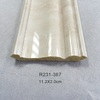 Home Material Polyurethane / Polystyrene Cornice Moulding
