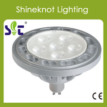 High power ES111 GU10 13W Led lights