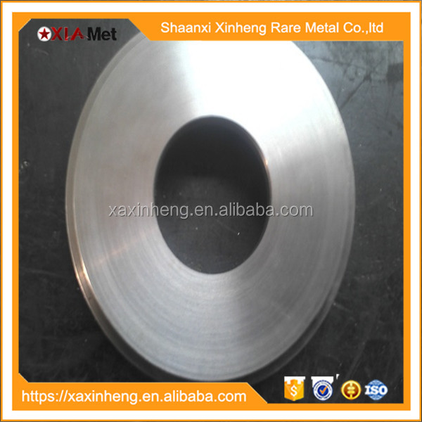 High Performance Titanium Ti ring with 99.95% High Purity