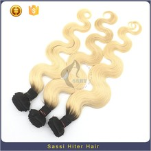 Hot Sale Tangle Free Unprocessed 100 Human Hair Weave Brands