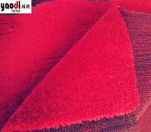 High quality fire retardant velvet drapery for theater fabric