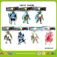 5.2 inch toy action figure turtles