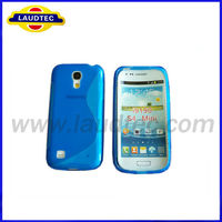New Arrival S Line TPU Soft Back Case Cover for Samsung Galaxy S4 mini