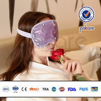 Cool gel eyes cover relaxing magic ice eye mask