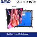 Full color P5mm P4mmOutdoor Rental LED Display for Outdoor Stage Backgroud LED Board