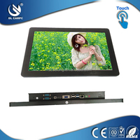 customized 17inch touch screen all in one pc with afordable price