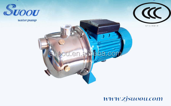 JETS SELF-PRIMING Centrifugal Water Pump FOR DEEP WELLS