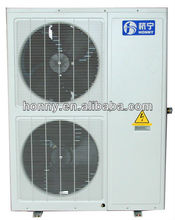 (air source) air to water heat pump three in one unit for heating and cooling and sanitary hot water(8kW 12kW) high cop seer