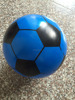 pvc inflatable ball 9'' printed pvc toy ball