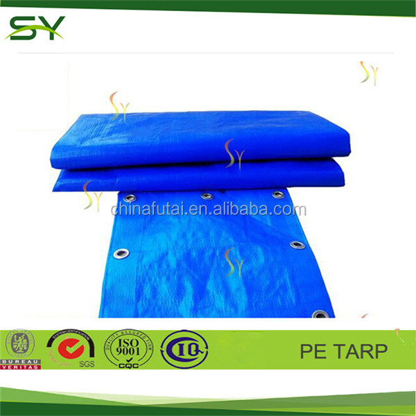China pe tarpaulin factory, 100% virgin / korea pe tarpaulin, tarpaulin design maker