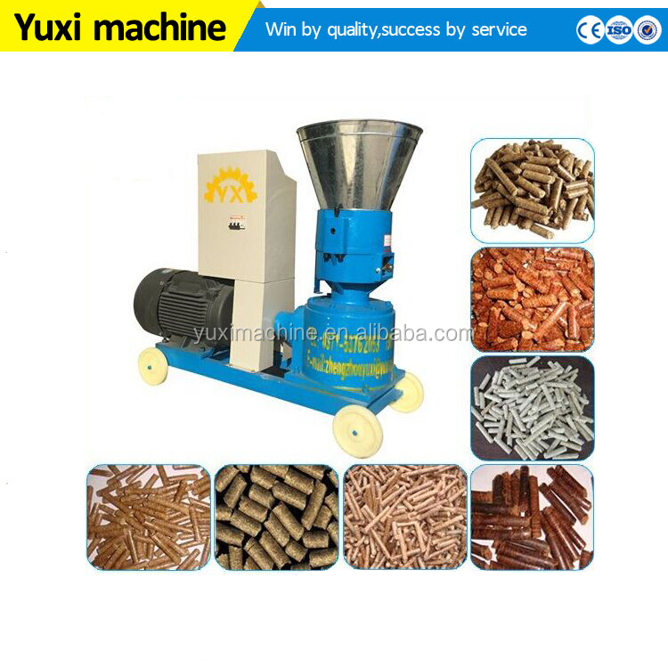 Factory recommend!animal feed factory making machine price/best poultry manual feed pellet mill