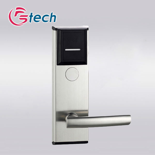 Master key cylinder lock, Lock company,smart RF card control stainless steel hotel lock in locks