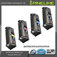 Remanufactured Toner cartridge for HP Q9700A 9700A in china